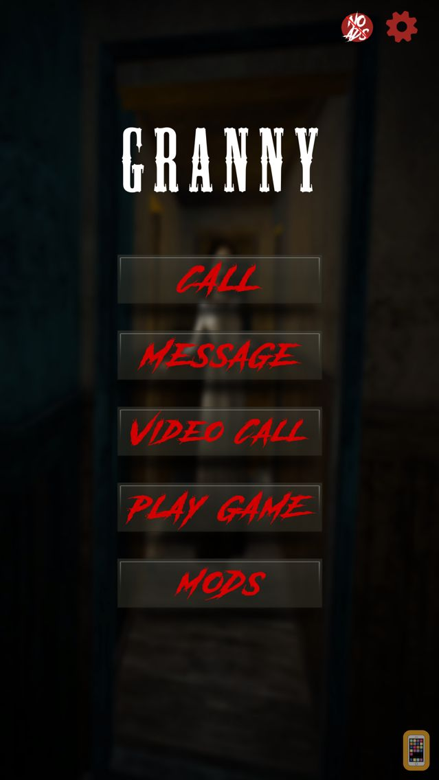 Screenshot - Scary Granny Contact Game
