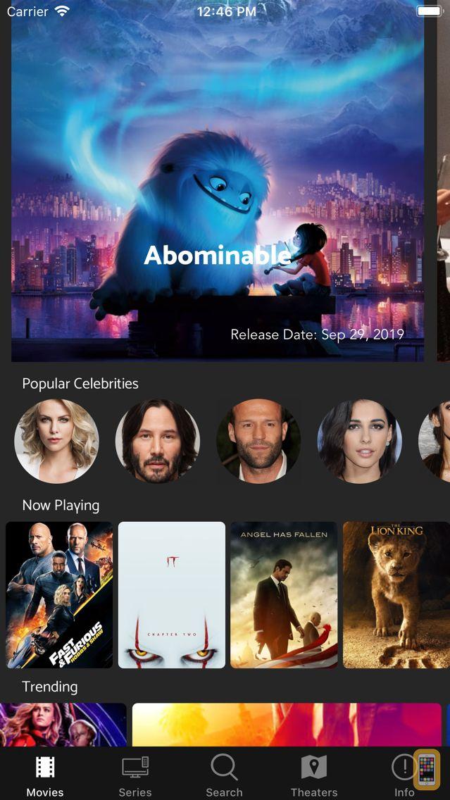 Screenshot - Box Loca Movies Flix TV Shows