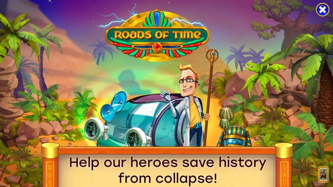 Screenshot - Roads of time