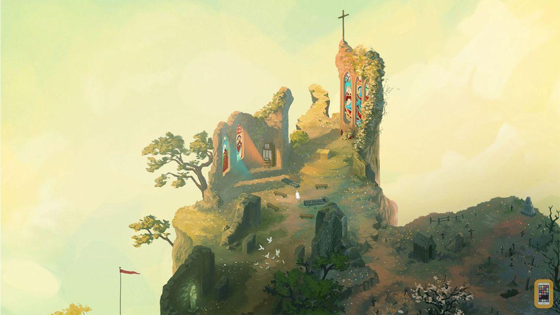Screenshot - The Wanderer:
