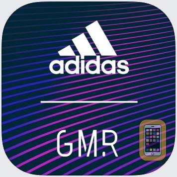 adidas GMR by adidas (iPhone)