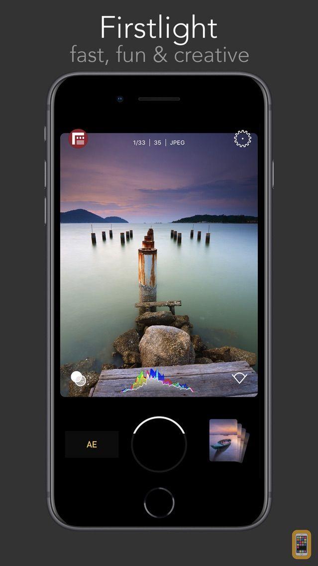 Screenshot - FiLMiC Firstlight - Photo App