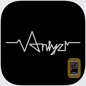 Audio Analyzer by Narumi Inada (Universal)