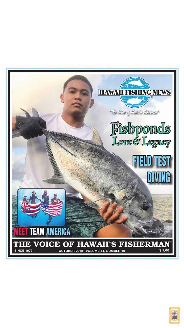 Screenshot - Hawaii Fishing News Magazine