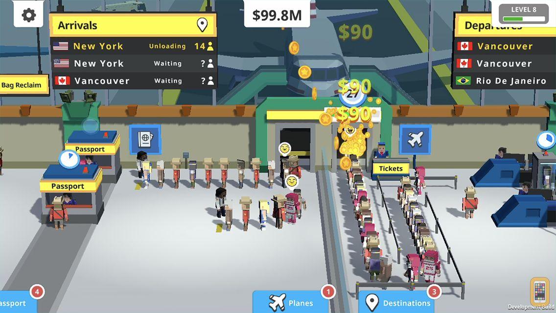 Screenshot - Idle Tap Airport