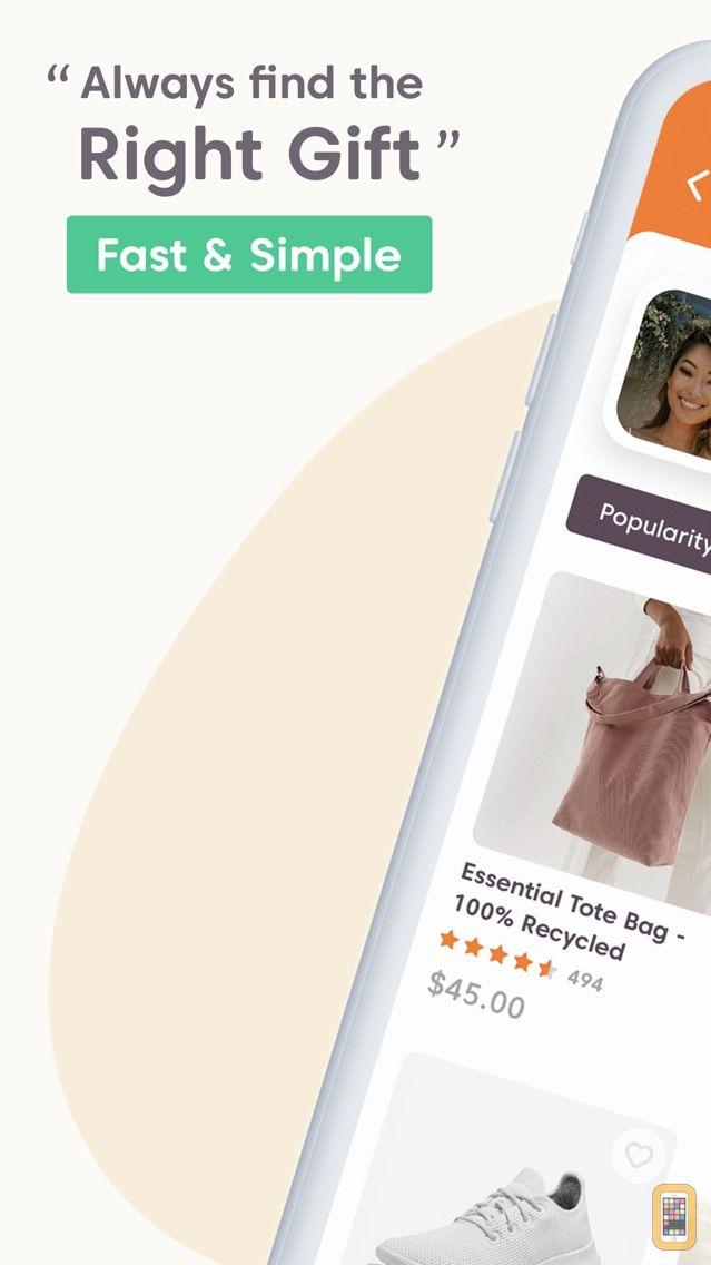 Screenshot - Giftata: The best gift ideas
