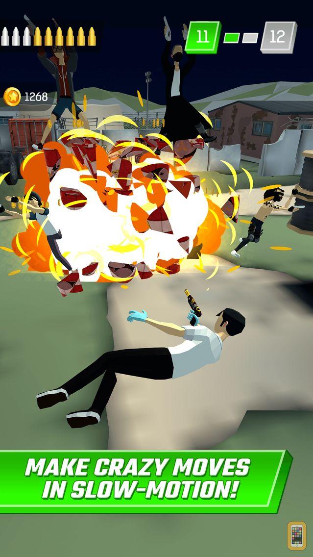Screenshot - Jump And Shoot!