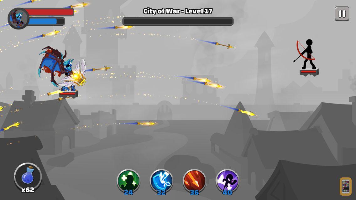 Screenshot - Stickfight Archer