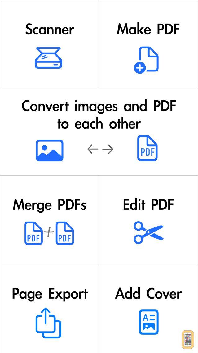 Screenshot - HaloPDF -PDF Converter&Scanner
