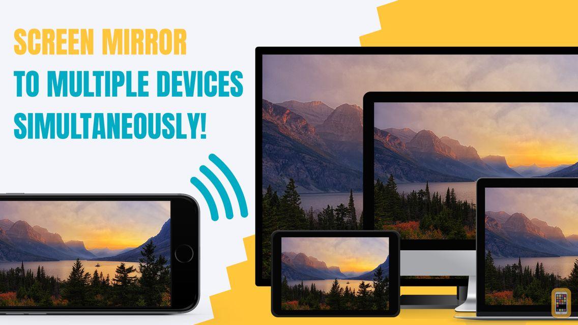 Screenshot - Smart Mirror - TV & Device