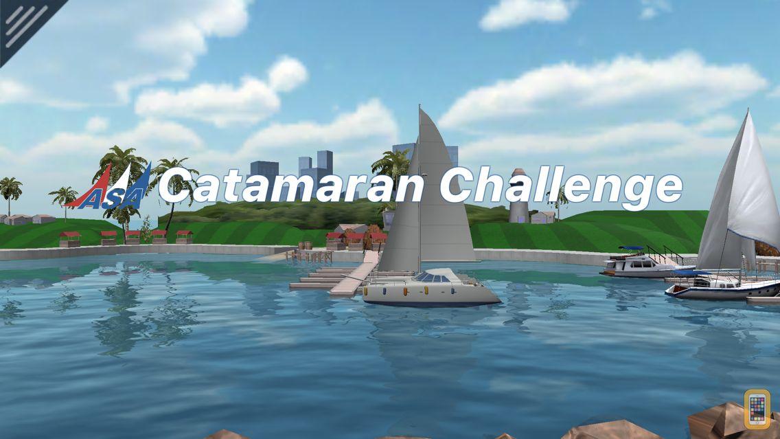 Screenshot - ASA's Catamaran Challenge