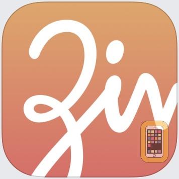 Zinnia Journal & Planner by Pixite Inc. (iPad)