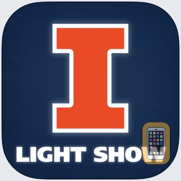 Fighting Illini Light Show by Game Changer MVP (iPhone)