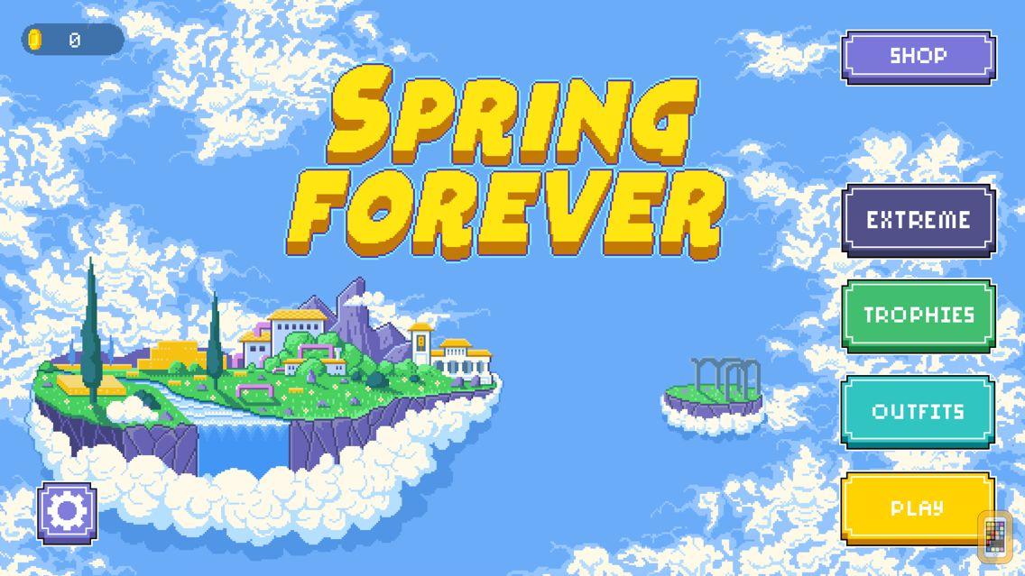 Screenshot - Spring Forever