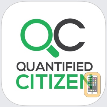 Quantified Citizen by Quantified Citizen Technologies Inc. (iPhone)