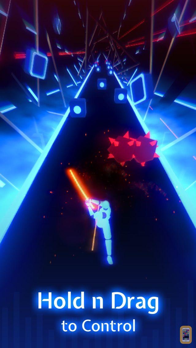 Screenshot - Beat Blade: Dash Dance