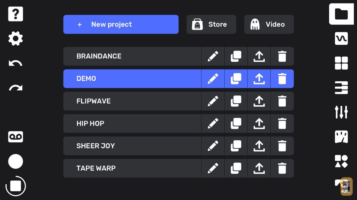 Screenshot - Flip Sampler