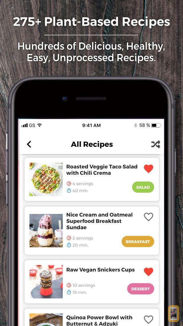 Screenshot - Ingredients: Healthy Recipes