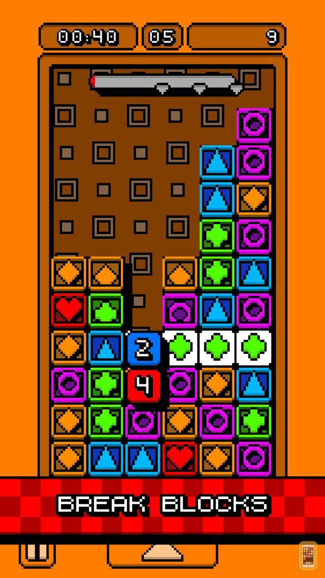 Screenshot - A Game With Blocks