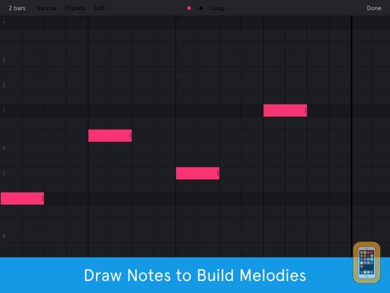 Screenshot - Auxy Jam - Simple Beat Maker