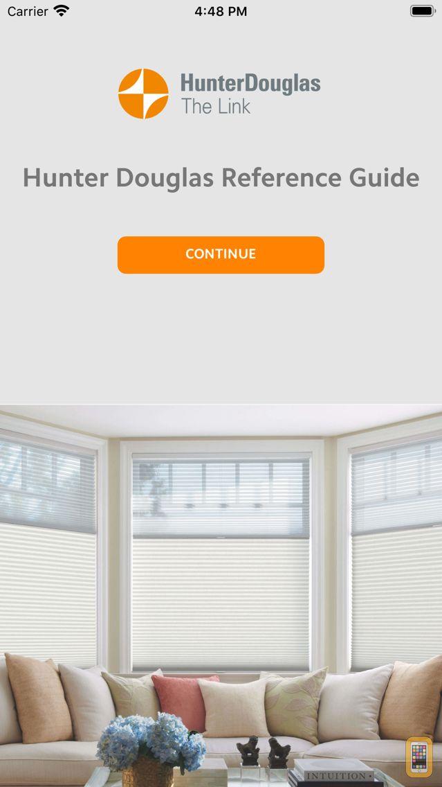 Screenshot - Hunter Douglas Ref Guide