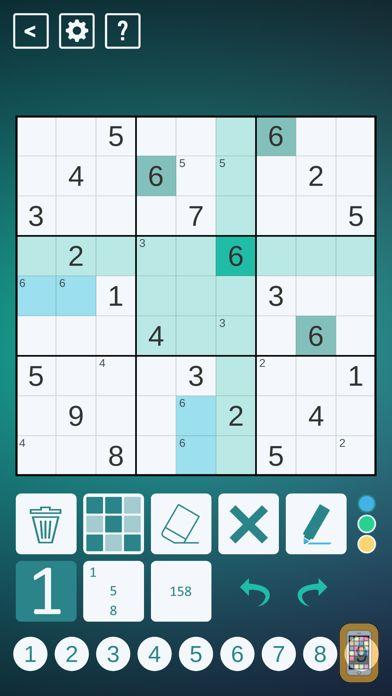Screenshot - Classic Sudoku!