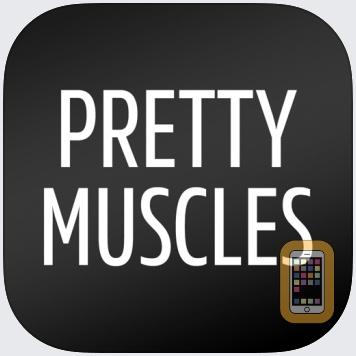 PRETTY MUSCLES by Erin Oprea by Plankk Technologies Inc. (iPhone)