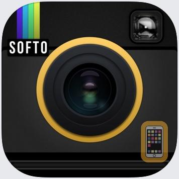 SOFTO - Polaroid Camera by Cheol Kim (iPhone)