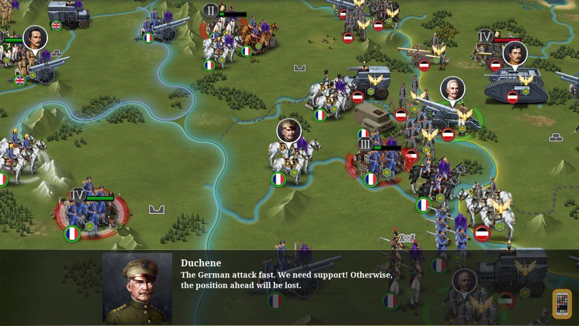 Screenshot - European War 6: 1914