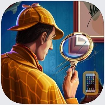 Sherlock: Hidden Match-3 Cases by G5 Entertainment AB (Universal)