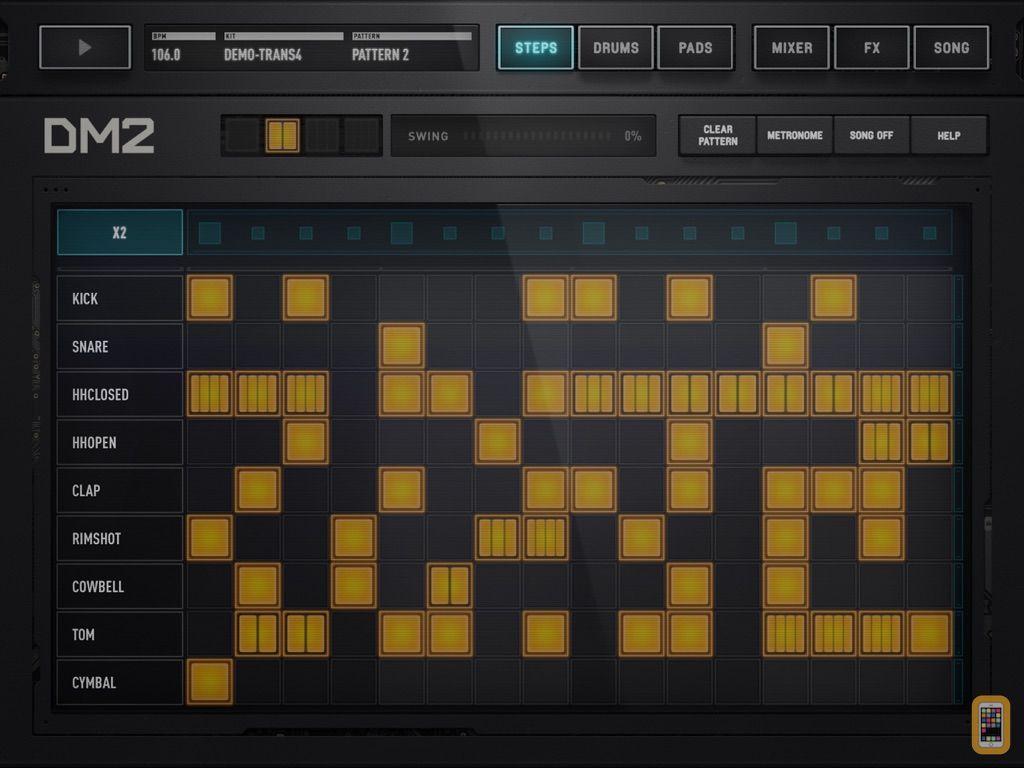 Screenshot - DM2 The Drum Machine