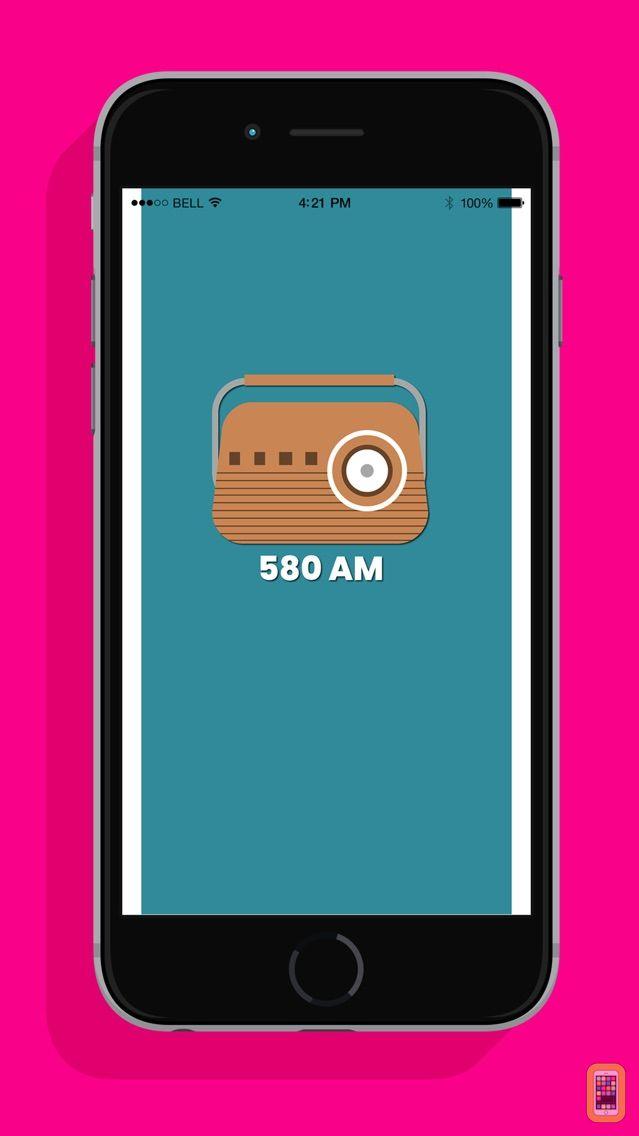 Screenshot - Wkaq 580 Radio