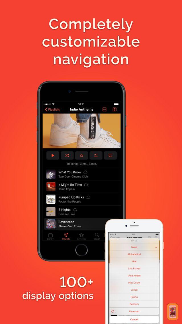 Screenshot - SongOwl Music Player