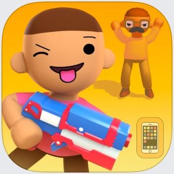 NERF Epic Pranks! by HOMA GAMES (Universal)
