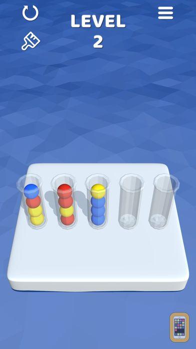 Screenshot - Sort It 3D