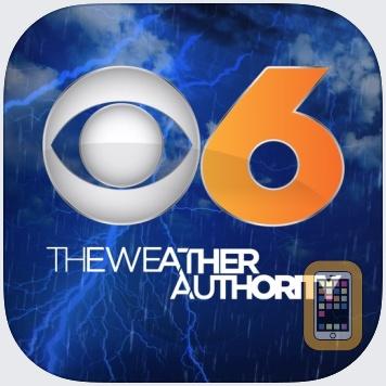 CBS 6 Richmond, Va. Weather by E.W. Scripps Company (Universal)