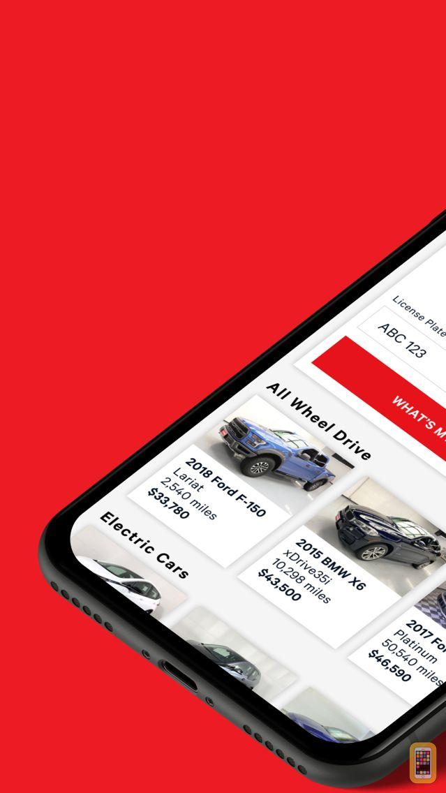 Screenshot - Vroom: Used Cars Delivered
