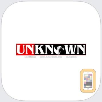 UNKNOWN COMICS by MichinExpressKorea Inc (iPhone)