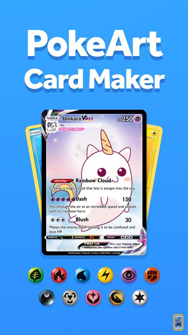 Screenshot - Poke Card Maker for Pokemon