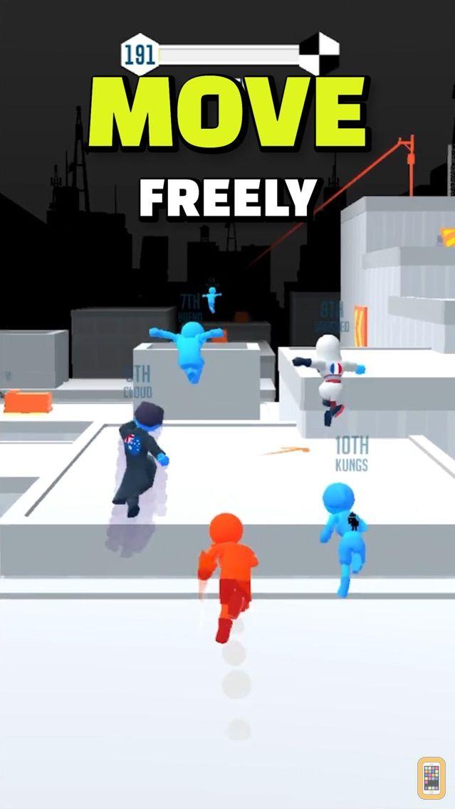 Screenshot - Parkour Race - Freerun Game