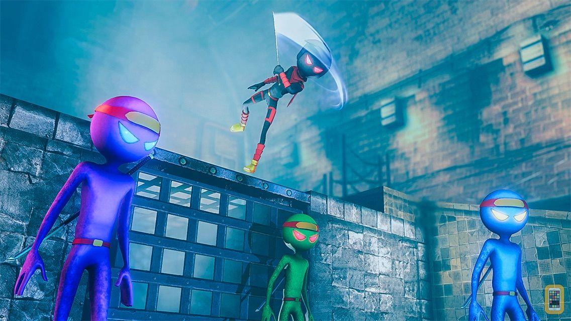 Screenshot - Stickman Shadow Ninja Assassin