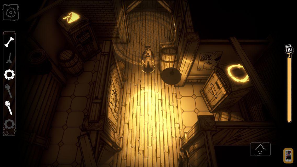 Screenshot - Boris and the Dark Survival