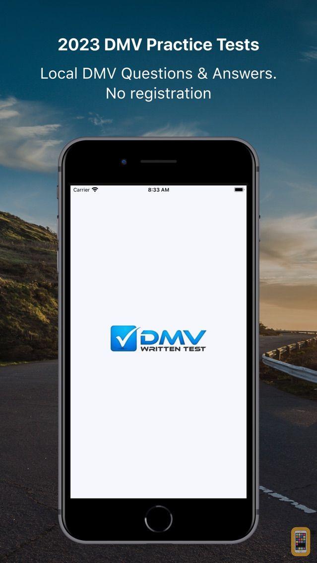 Screenshot - DMV WRITTEN TEST