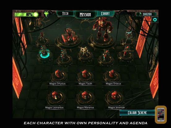 Screenshot - Warhammer 40,000: Mechanicus