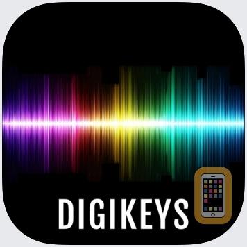 DigiKeys AUv3 Sequencer Plugin by 4Pockets.com (Universal)