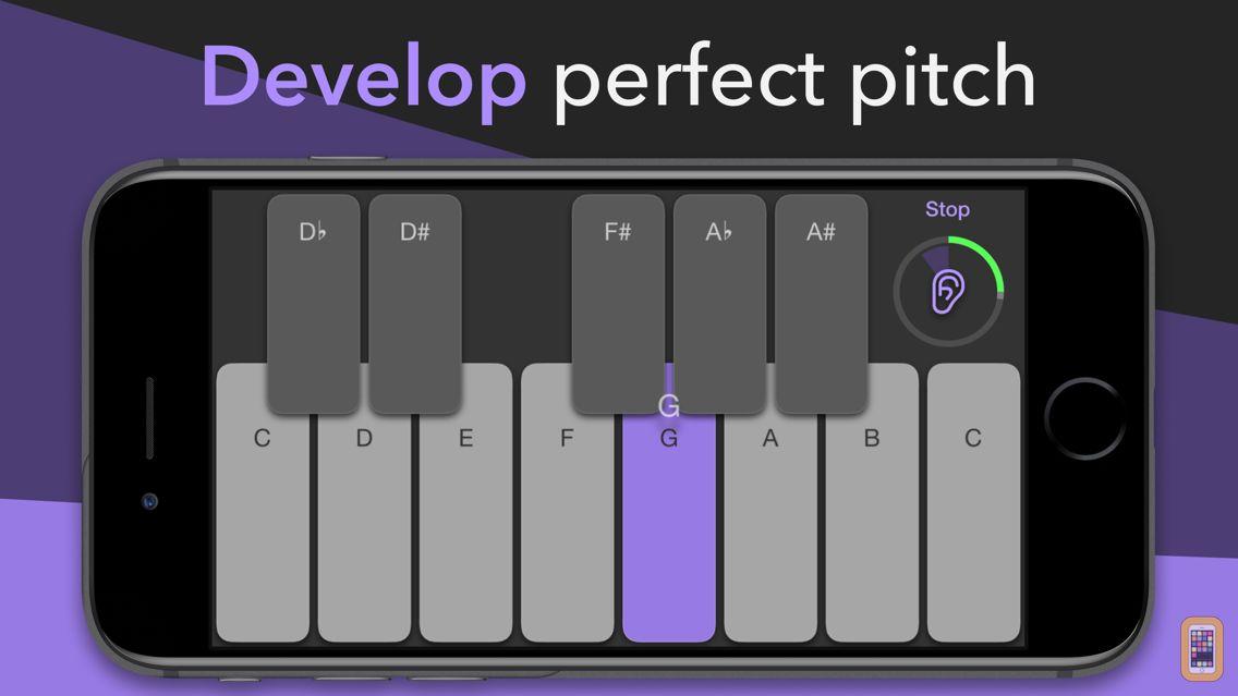 Screenshot - Absolute-Develop Perfect Pitch