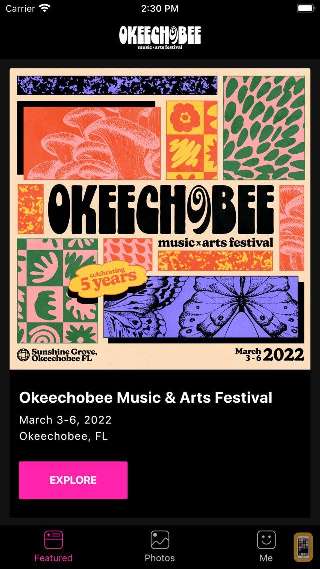 Screenshot - Okeechobee Music & Arts