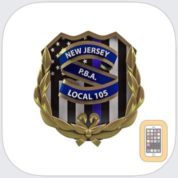 NJ PBA L-105 by Kepler Base LLC (iPhone)