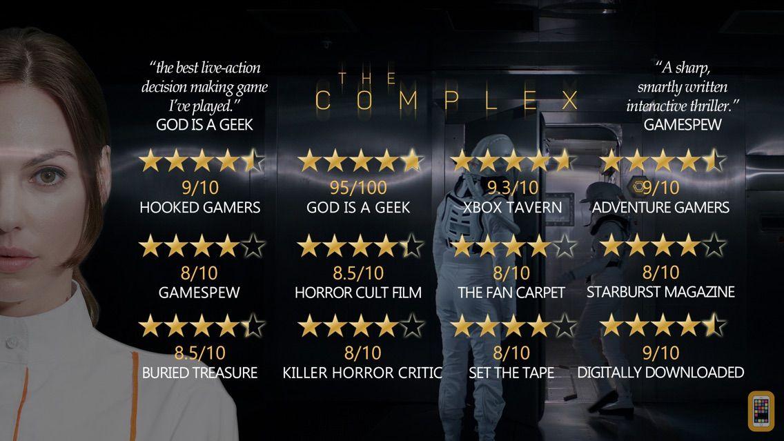 Screenshot - The Complex