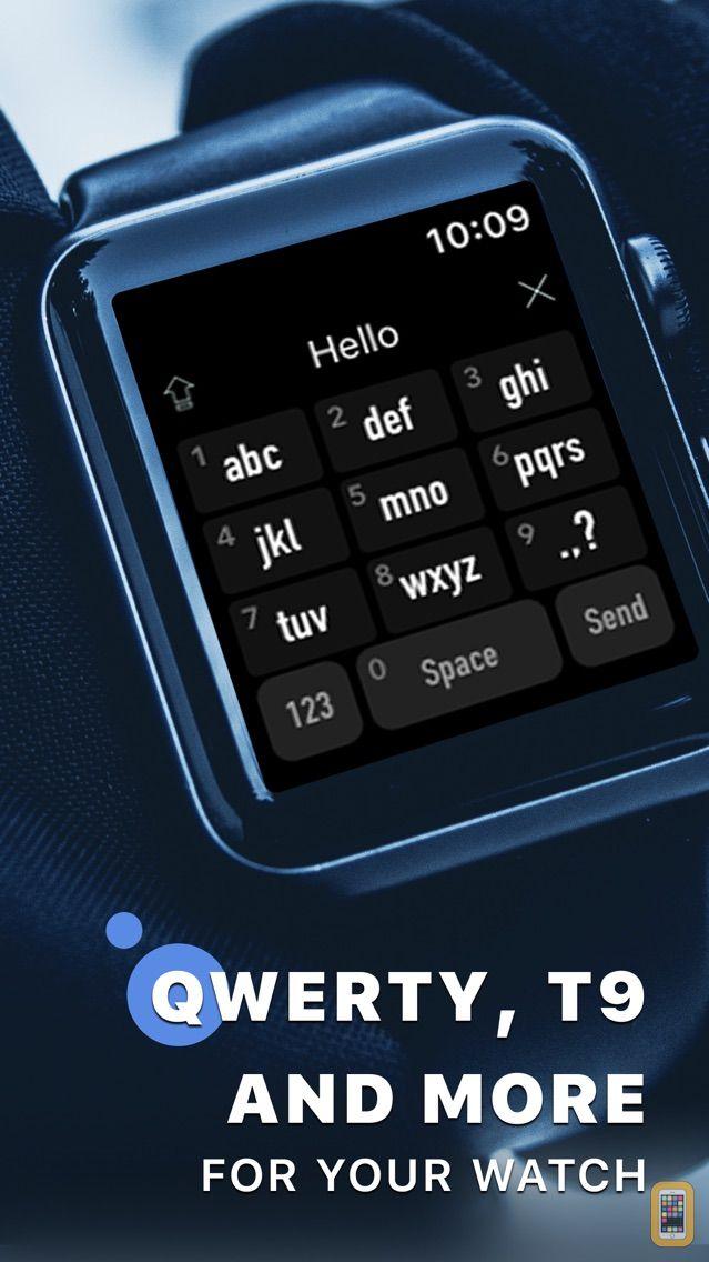 Screenshot - WatchKey: Keyboard for Watch